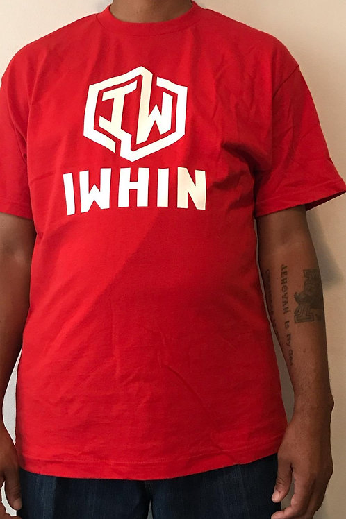 IWHIN Red Tee