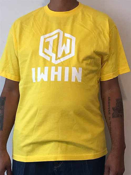 IWHIN Yellow Tee