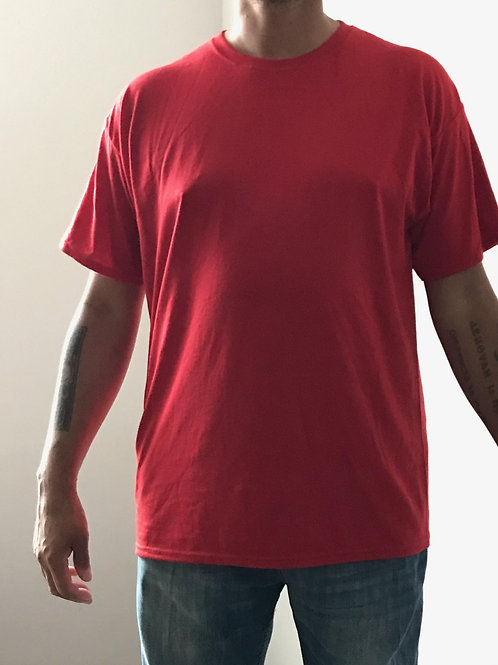 Men's CT Quicker Dry Red Tee