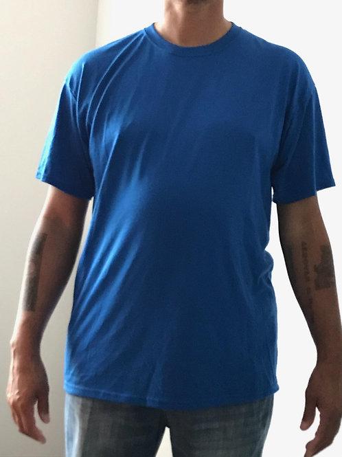 Men's CT Quicker Dry Royal Blue Tee