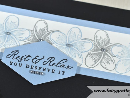 Rest & Relax with Timeless Tropical from Stampin' Up!