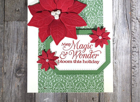 Poinsettia Place Suite - Magic & Wonder Card