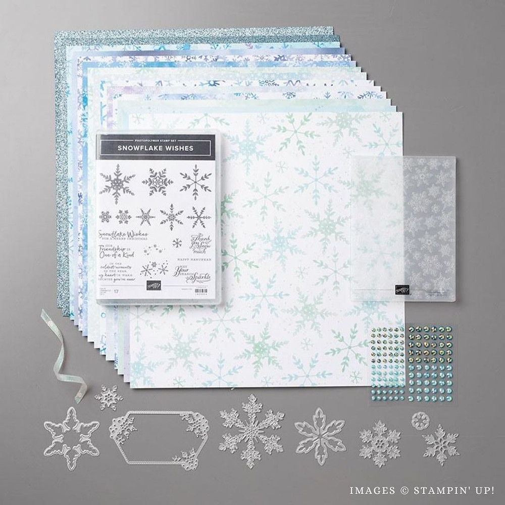 Snowflake Splendor Suite Collection