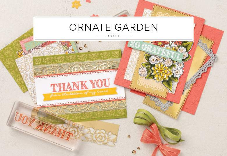 Ornate Garden Stampin' Up! Product Suite image