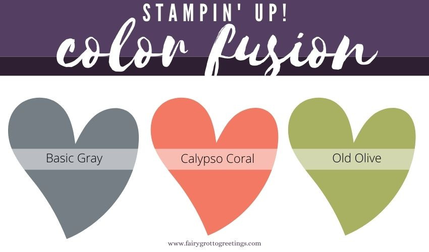 Stampin' Up! Color Fusion