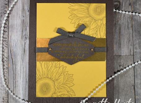 Celebrate Sunflowers - A New Level of Wonderful