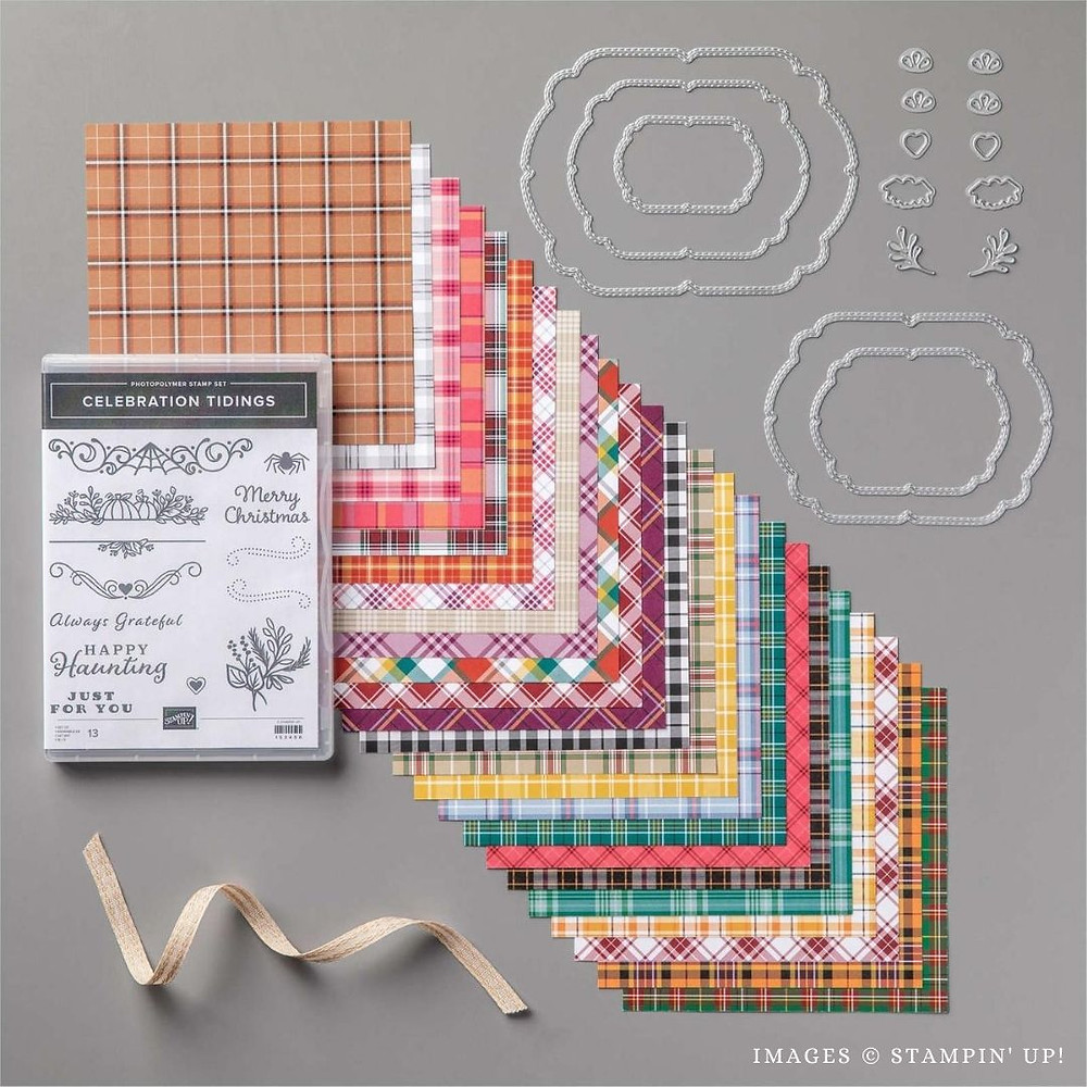 Plaid Tidings Suite Collection