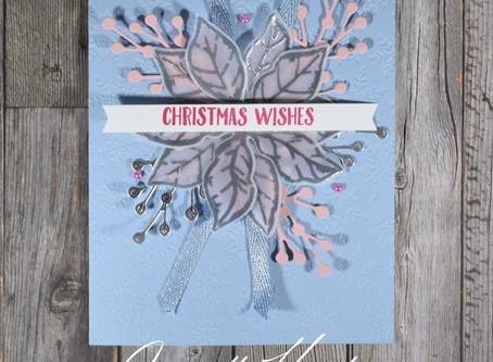 Sneak Peak! Christmas Wishes with Poinsettia Petals