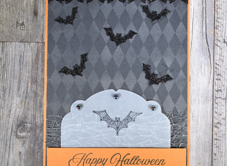 Magic in this Night Suite - Happy Halloween in Pumpkin Pie