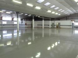 Painting Factory Floors