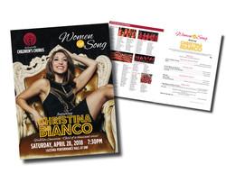 Event Program - 36 + cover