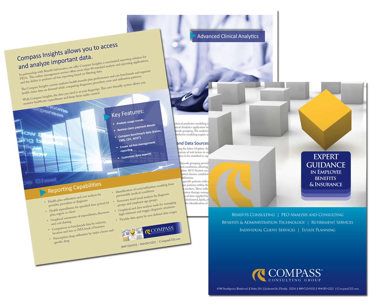 Compass Consulting Brochure