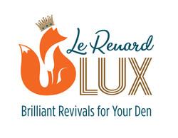 Le Renard Lux color logo