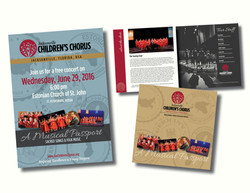 Tour Program & Promos