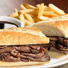 French Dip & Swiss