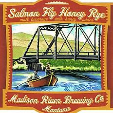Salmon Fly Honey Rye