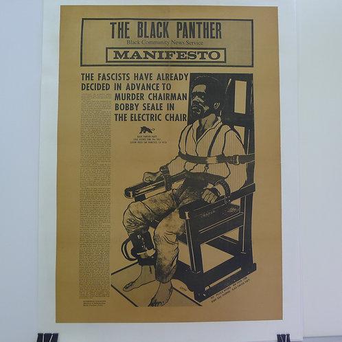 Black Panther Manifesto