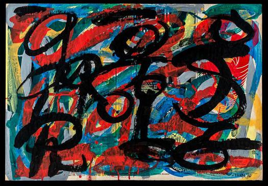 senza titolo, 1970