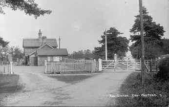 Wretham Station
