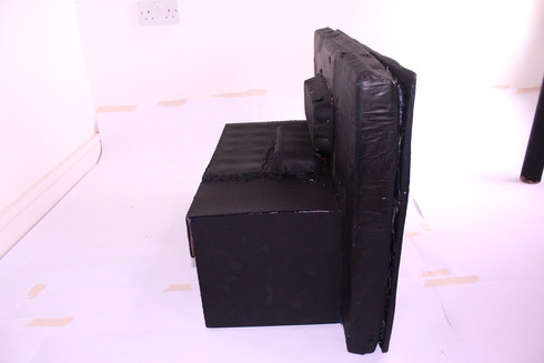TV set (side)