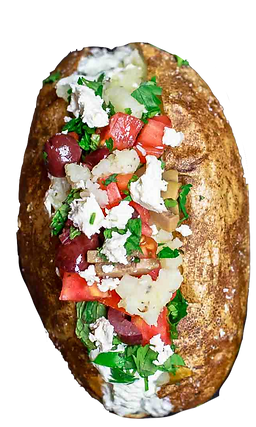 Mediterranean-Loaded-Baked-Potato-Recipe