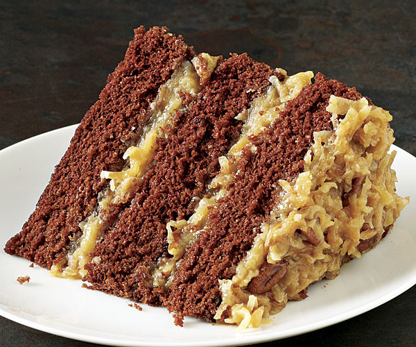 Keto German Chocolate Cake