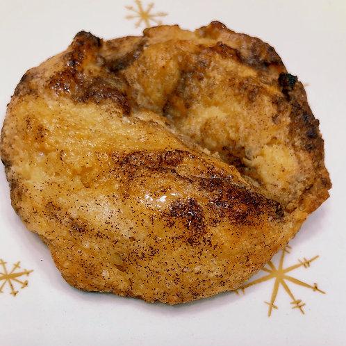 Cinnamon Toast Keto Bagels