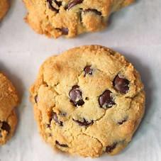 Fresh Baked Keto Chocolate Chip Cookies