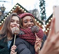 Selfie com Lollipops