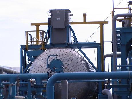 Electrostatic Oil Dehydrator