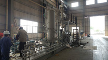 Gas Dehydration Unit Being Built in China