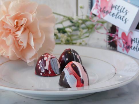 chocolat st-valentin
