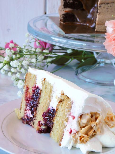 petit gâteau st-valentin