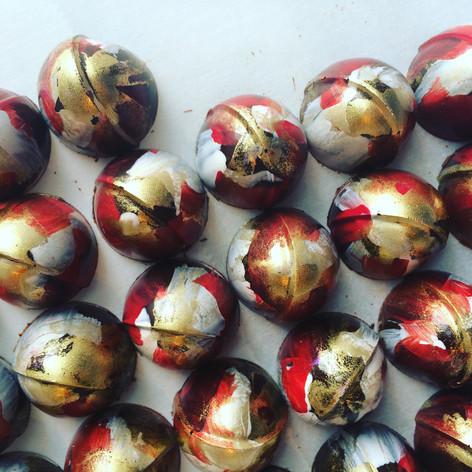 chocolat au caramel salé
