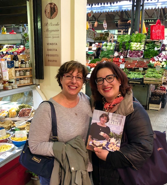 Modena - market + with local food expert