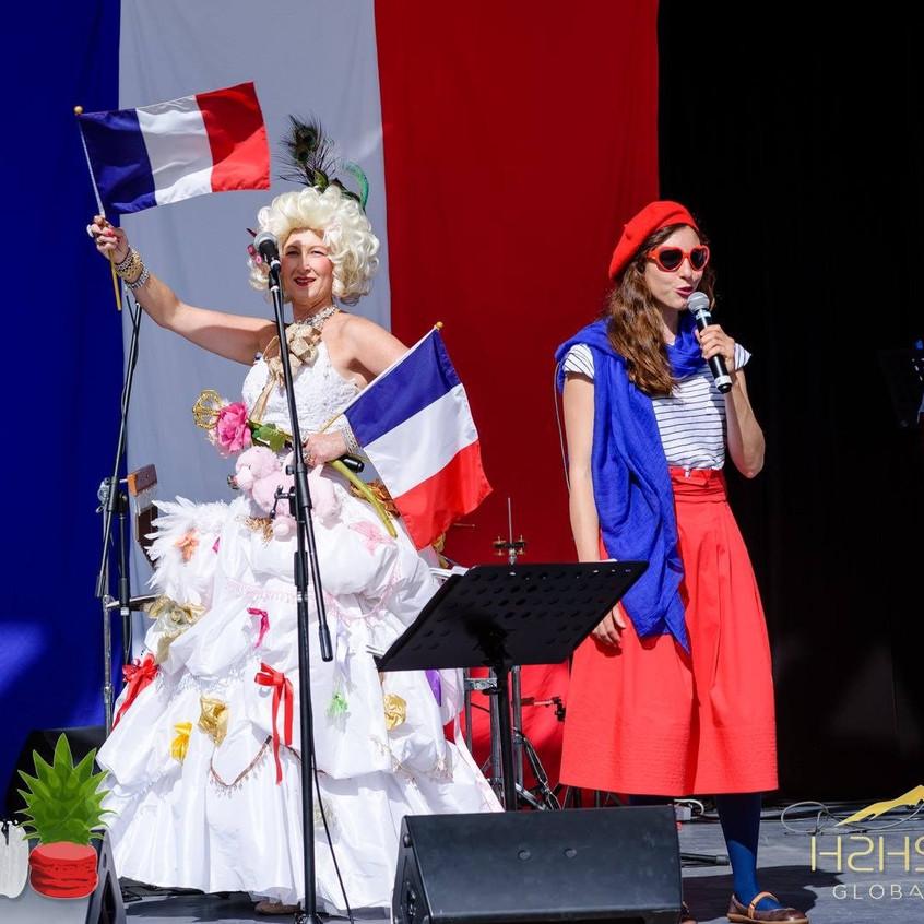 Sunshine French Food Festival - pics - s