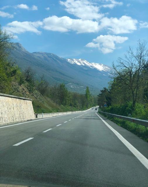Pescara - road trip