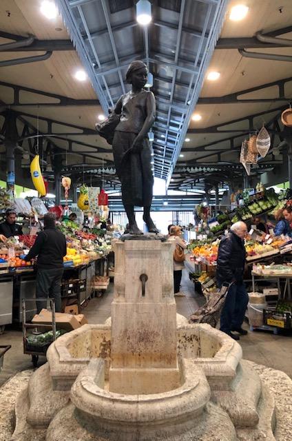 Modena - market