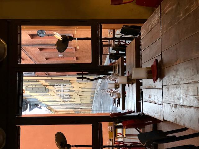 Modena - inside restaurant view