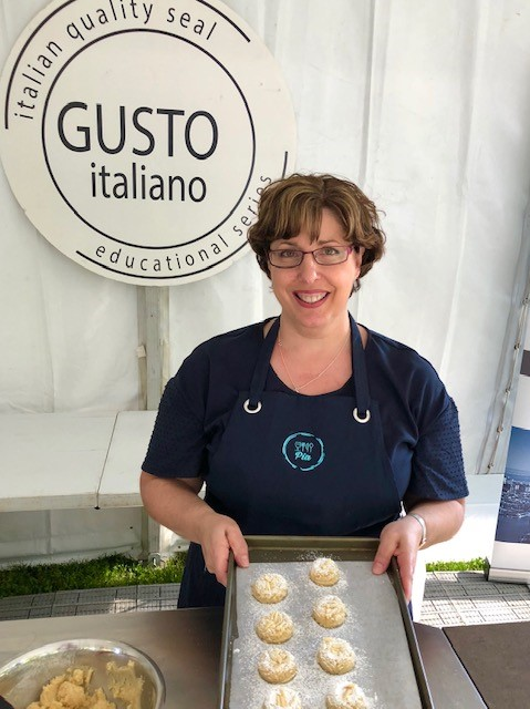 Carlton Italian Festa - cooking demo
