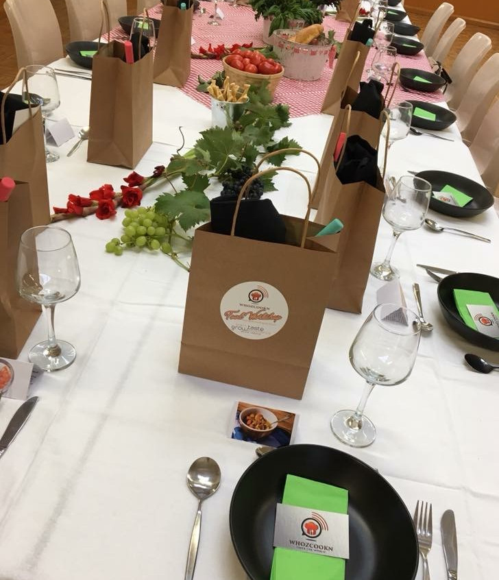 Whozcookn table setting