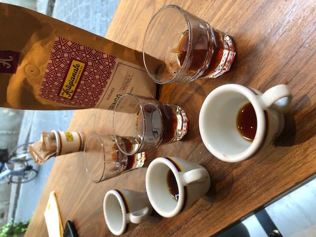 Florence - coffee masterclass cafe 2