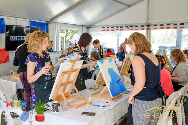 Sunshine French Food Festival - pics