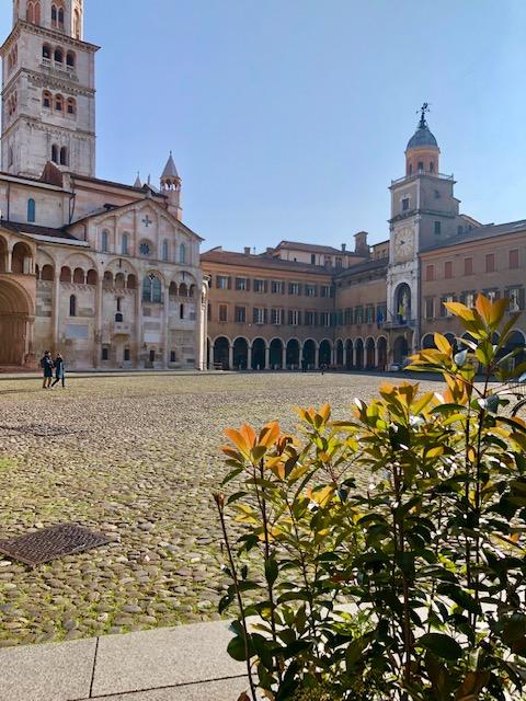 Modena - piazza