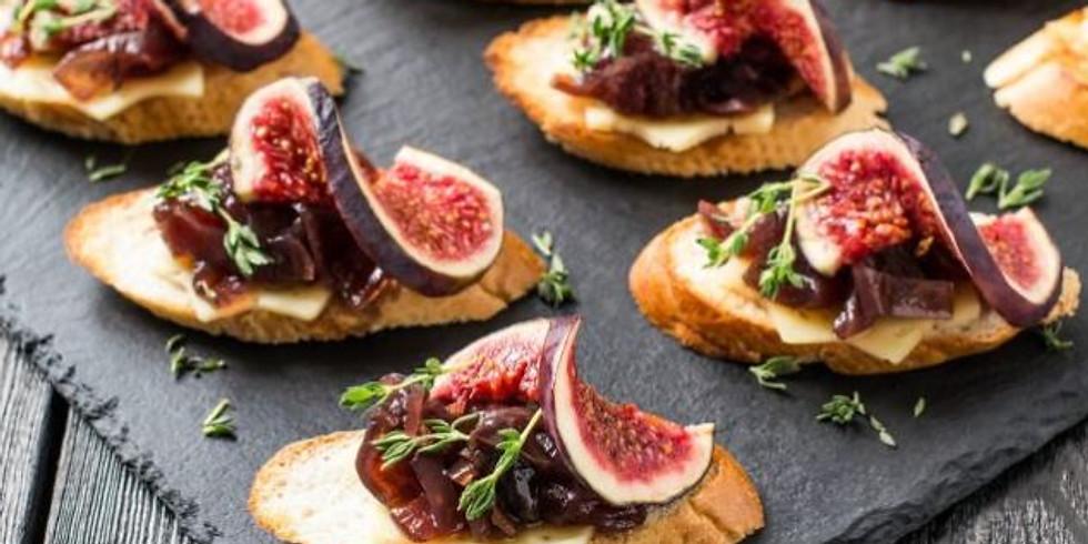 Cicchetti: Italian Entertaining Class: South Melbourne Market