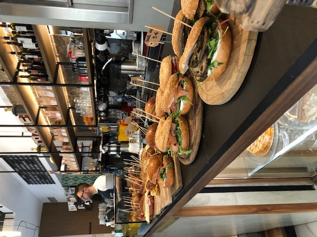 Florence - coffee masterclass cafe