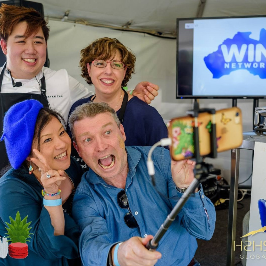 Sunshine French Food Festival - Bryan an