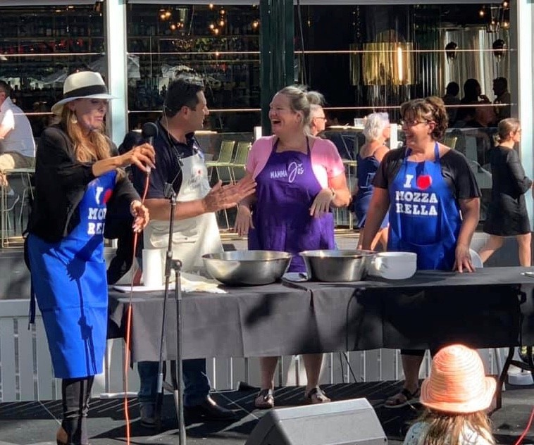 MFWF - Plate Up charity demo - pic 12