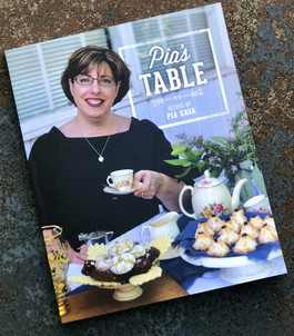 'Pia's Table' Cookbook Launch