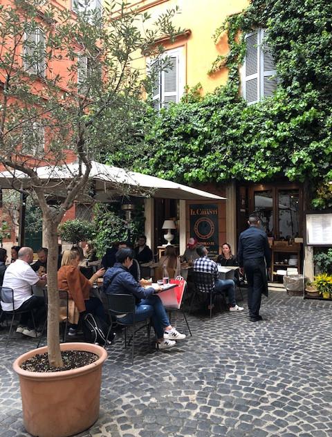 Rome - restaurant
